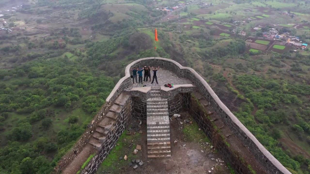 Structures Inside the Korigad Fort