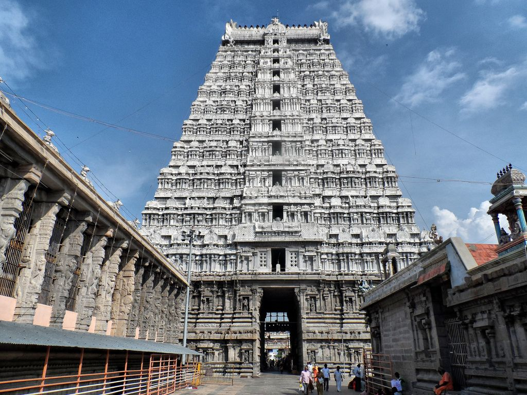 Major Attraction at Srikalahasti Temple-Stunning Architecture