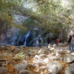 Sturtevant Falls - Popular Waterfall in Los Angeles