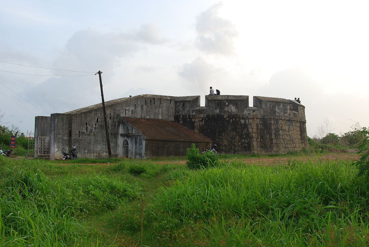 Amazing Place to Visit in Mangaluru-Sultan Battery