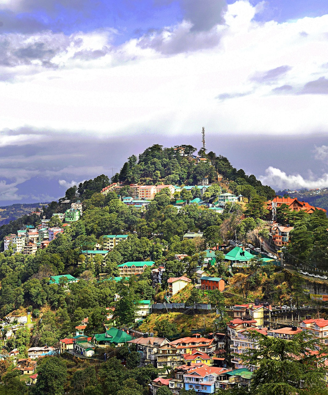 Summer Hill-Amazing Place to Visit in Shimla and Kufri