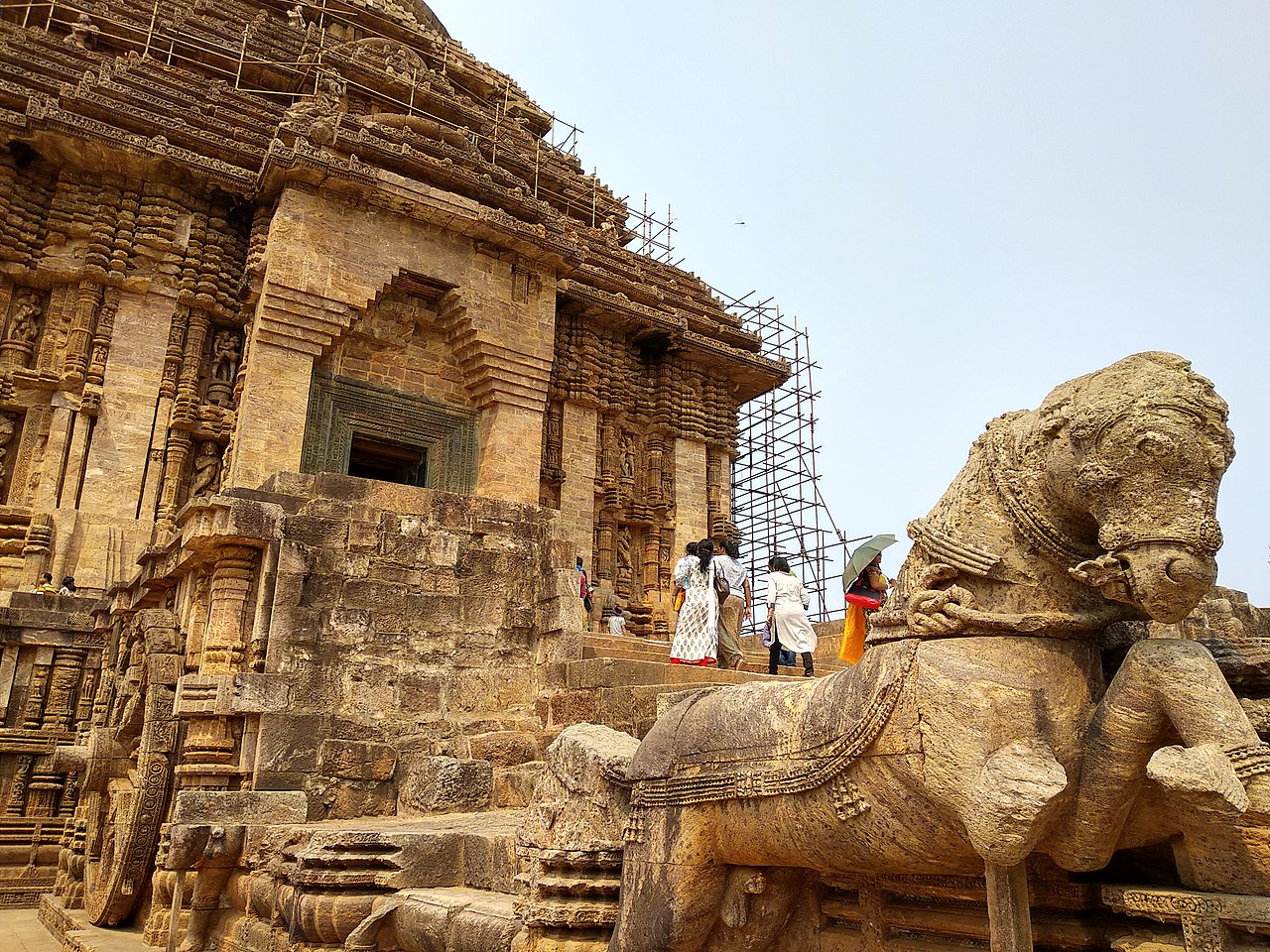 Incredible Place Within Puri-Sun Temple, Konark