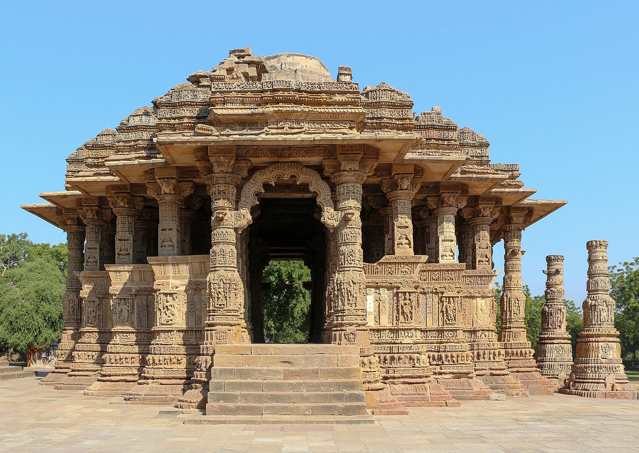 Top Weekend Destination from Ahmedabad-Sun Temple, Modhera