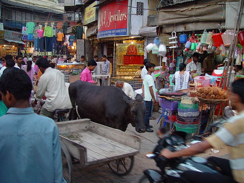 Sundar Market to Shop in Delhi