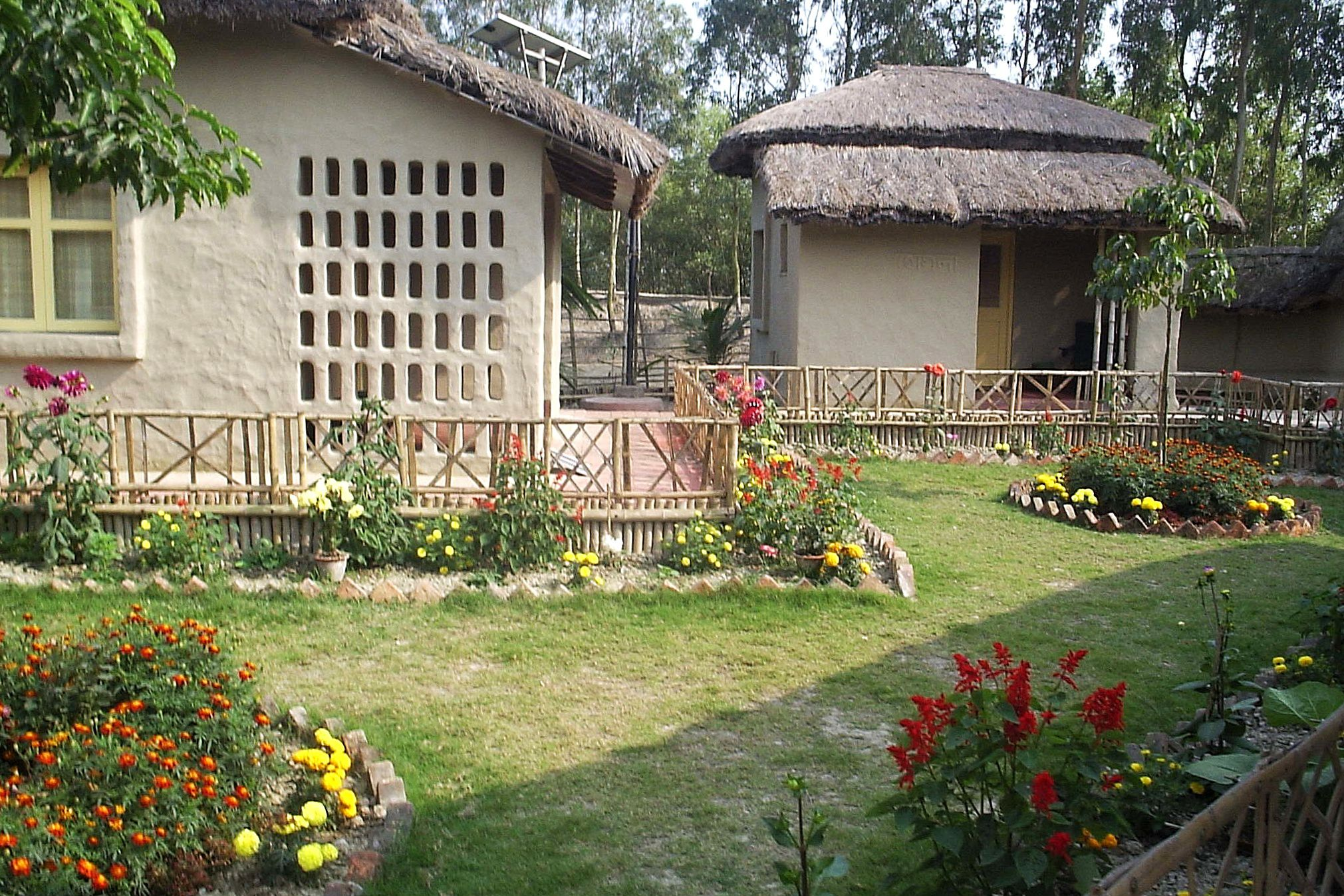 Best Hotel To Stay In Sundarban-Sundarbans Jungle Camp