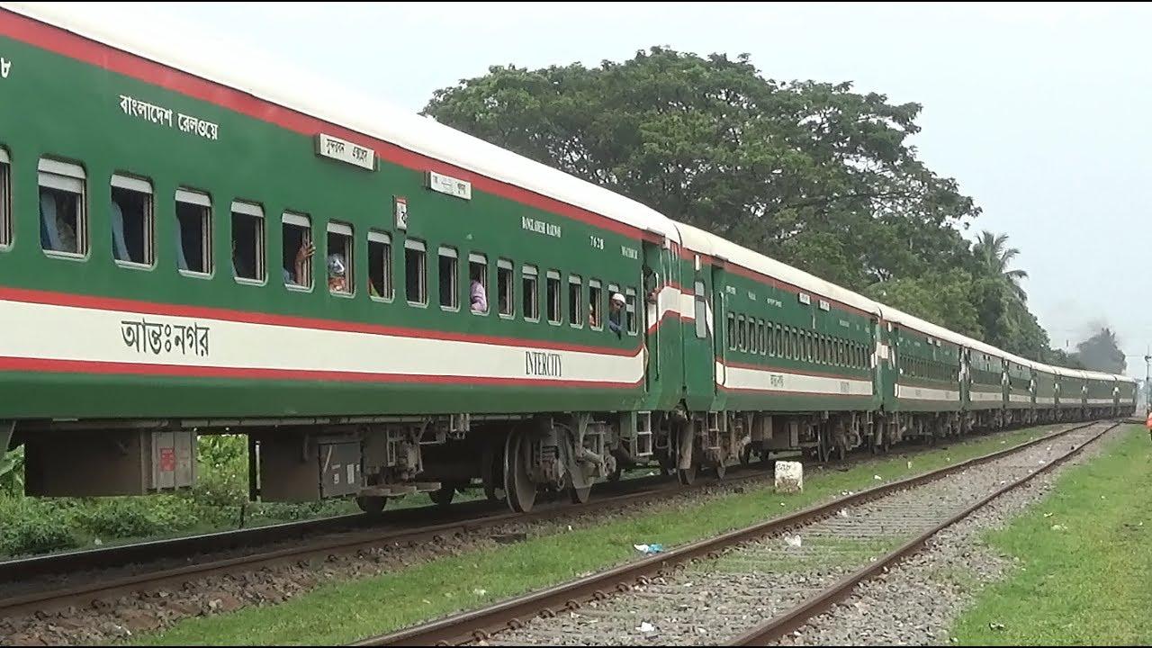 Reaching Sunderbans By Train
