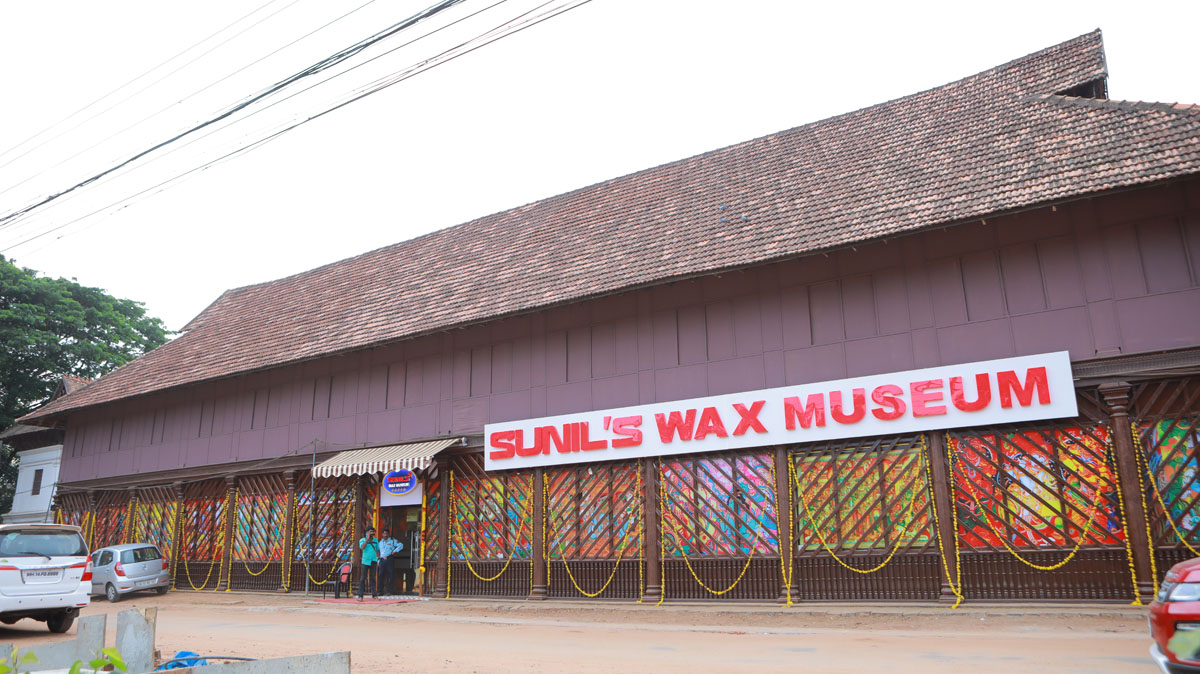 Place To Visit Near Korigad Fort-Sunil's Celebrity Wax Museum
