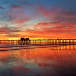Sunset Beach (about 20.7 miles away from Disneyland) - Most Popular Beach Near Disneyland and Anaheim