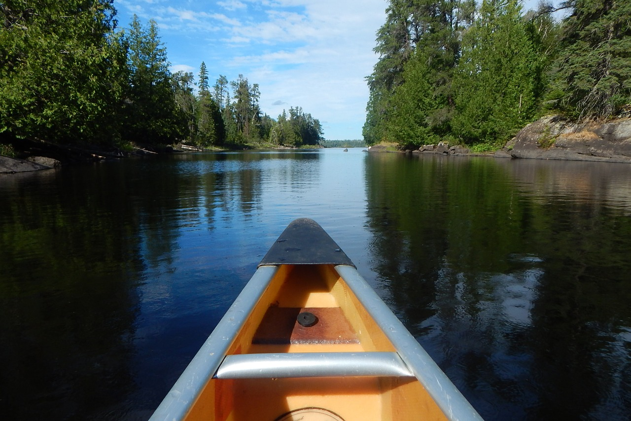 top Sight-Seeing Destinations in Minnesota-Superior National Forest and Boundary Waters Canoe Area Wilderness