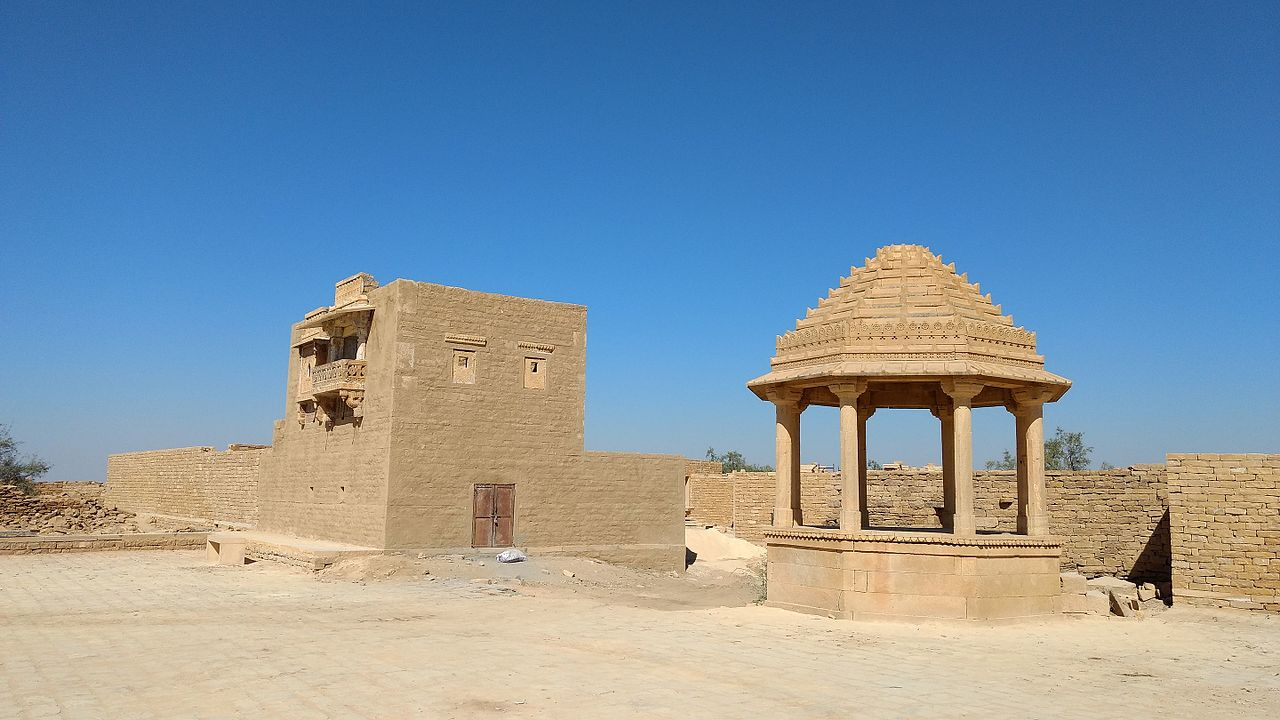 Supernatural Legend Behind Kuldhara Village, Jaisalmer