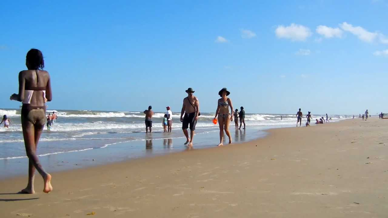 Top-Rated Beach in Texas-Surfside Beach