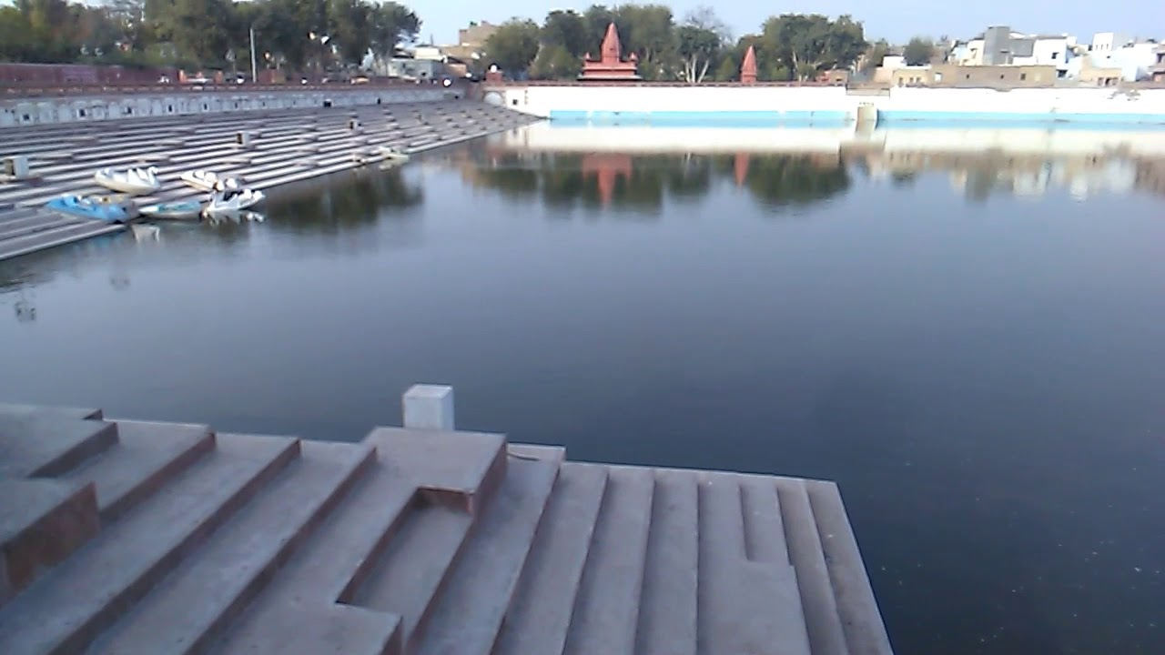 Popular Destination to Visit in Bikaner-Sursagar Lake