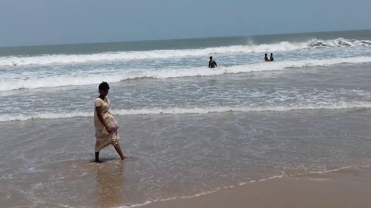 Suryalanka Beach - An Amazing Weekend Beach Destination in Bapatla, AP