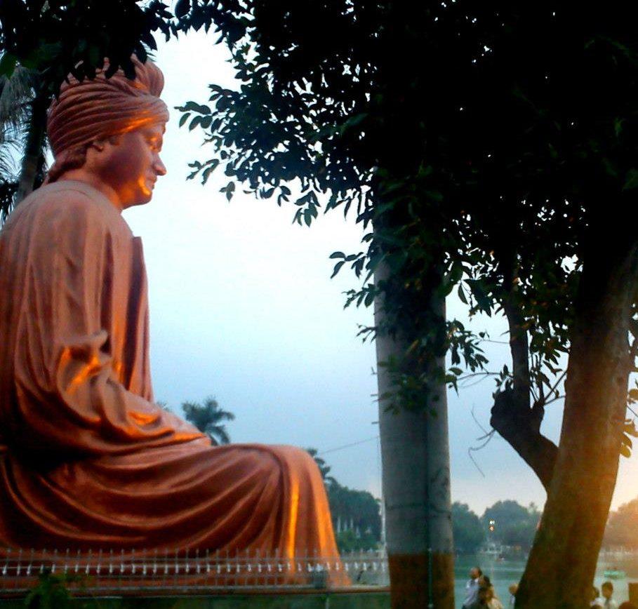 Popular Place To Visit In Raipur, Chhattisgarh-Swami Vivekananda Sarovar