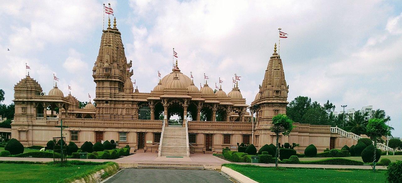Top Tourist Destination in Bharuch-Swaminarayan Temple