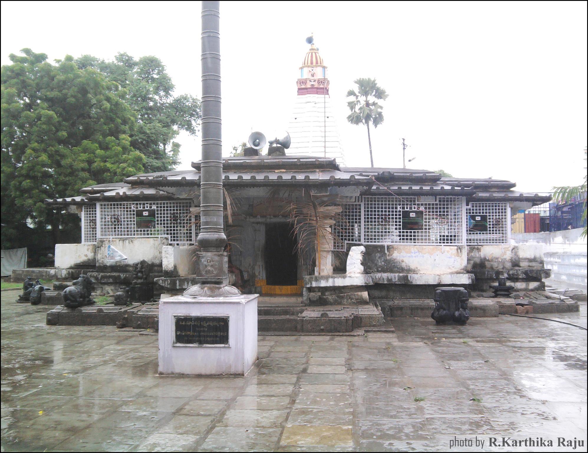 Swayambhu Temple Place to Visit in Warangal