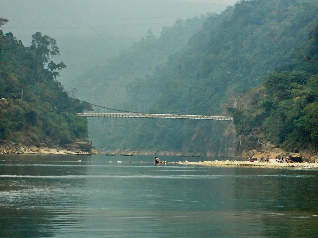 Super Weekend Getaways from Coochbehar-Sylhet, Tamabil Jaflong