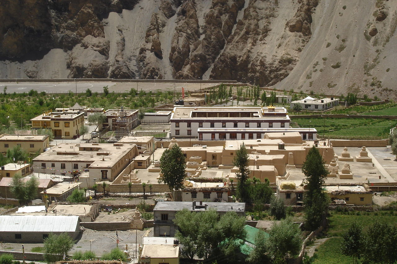 Place to See In Kaza-Tabo
