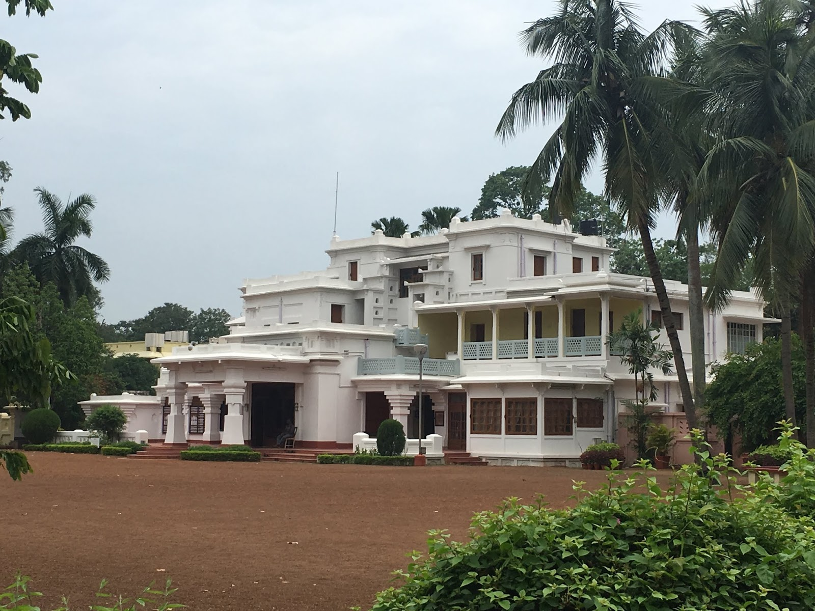 Place to See in Bolpur-Tagore Ashram