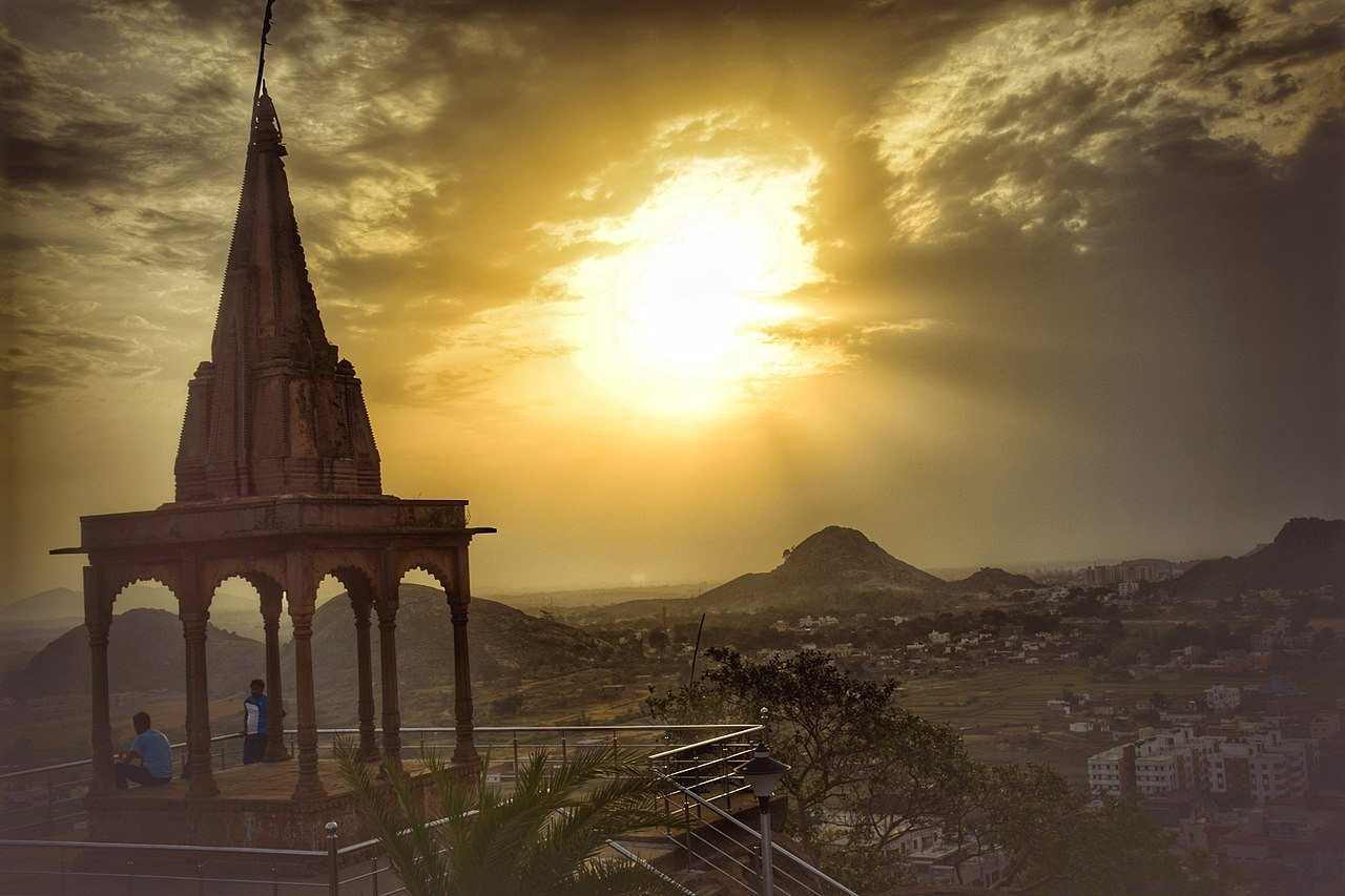 Place To Visit Near Ranchi Jagannath Temple-Tagore Hills