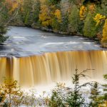 Tahquamenon Falls - Amazing Waterfall in Michigan