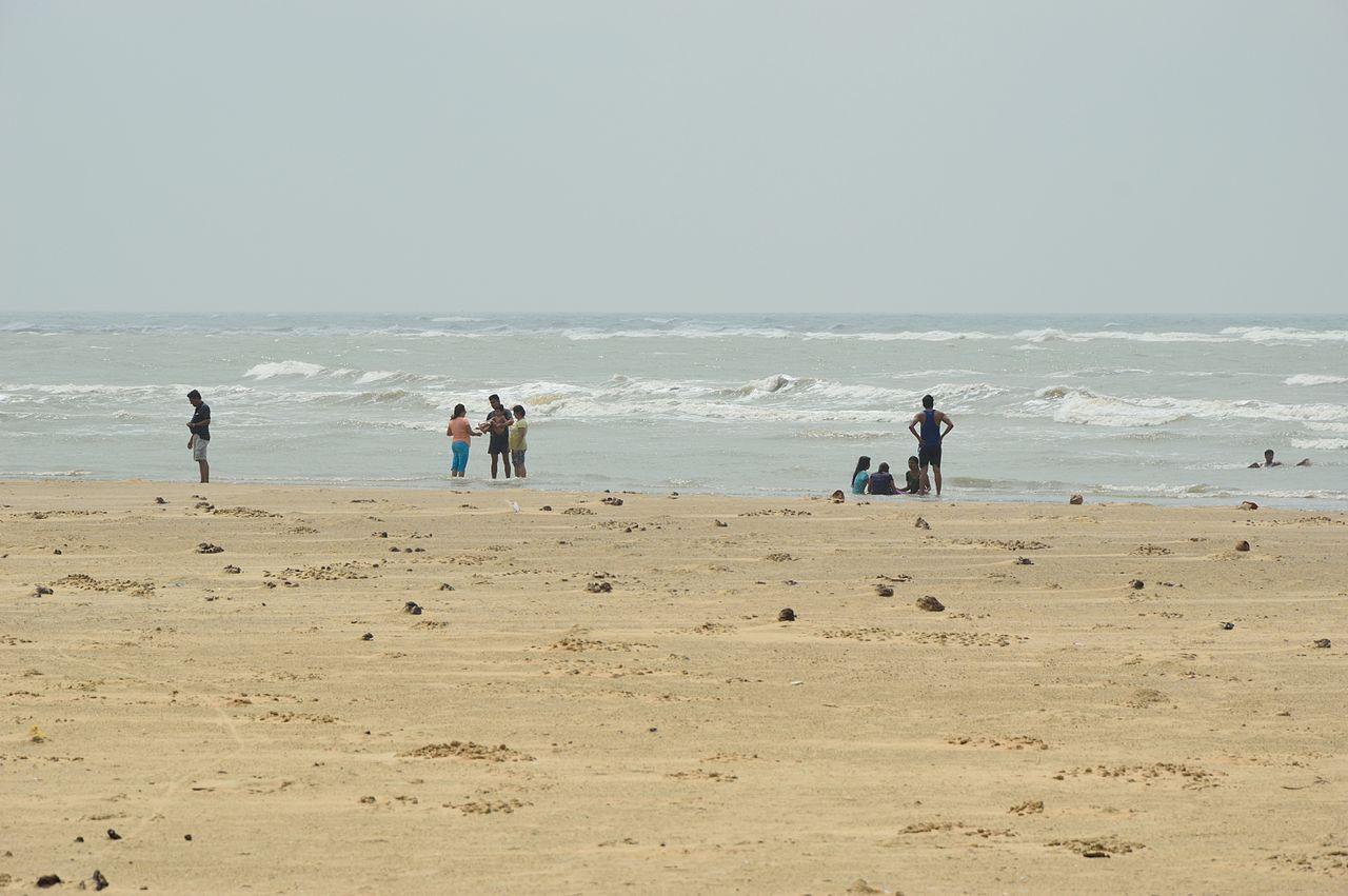 Best Beach in West Bengal-Tajpur Beach