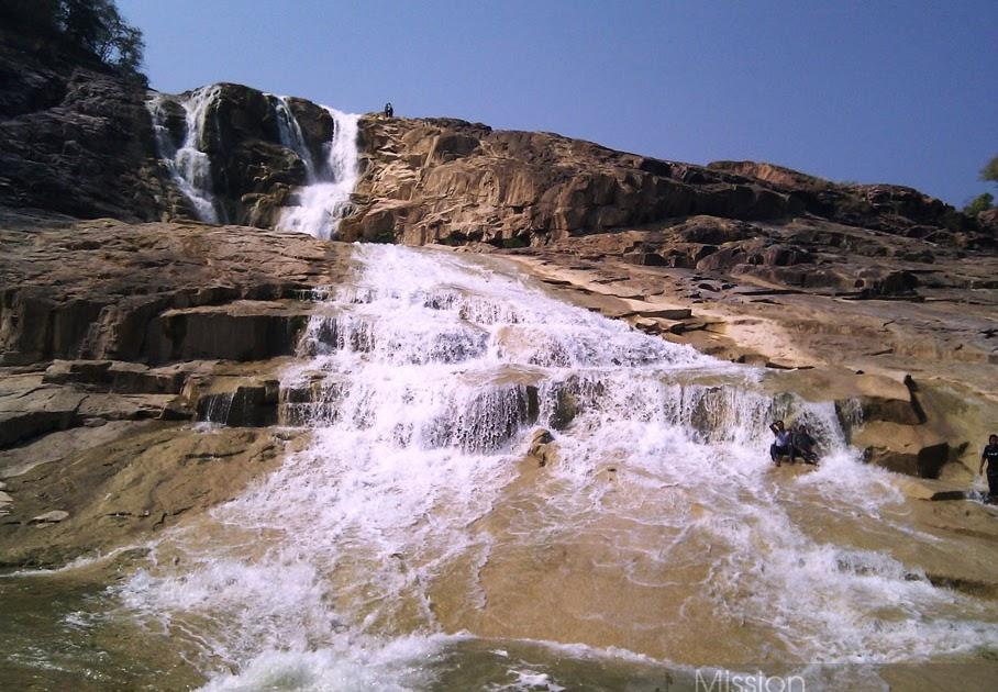 Things To Do At Kanakai Waterfalls-Take A Dip At The Pool