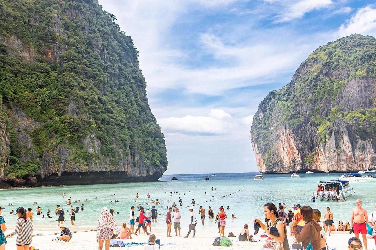 Take the Four Island Tour In Krabi
