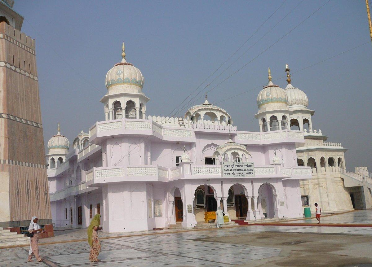 Amazing Sightseeing Destination in Bathinda-Takht Sri Damdama Sahib Gurudwara