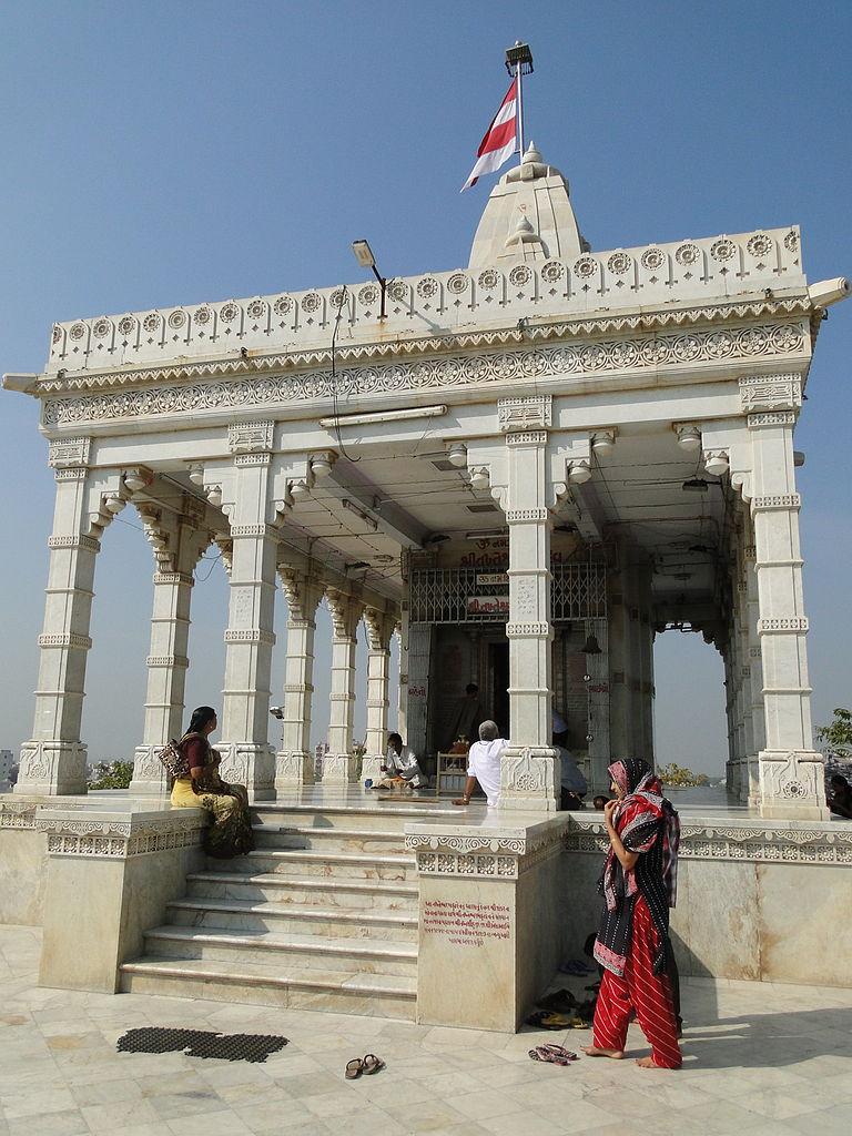 Place to Visit Near Khodiyar Mata Temple-Takhteshwar Temple