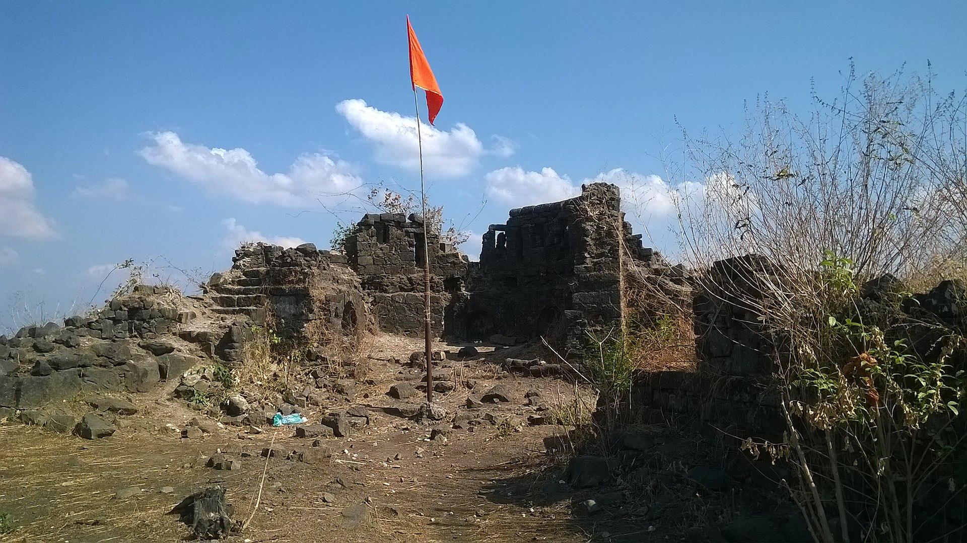 Talagad Fort - Of Unknown Origin