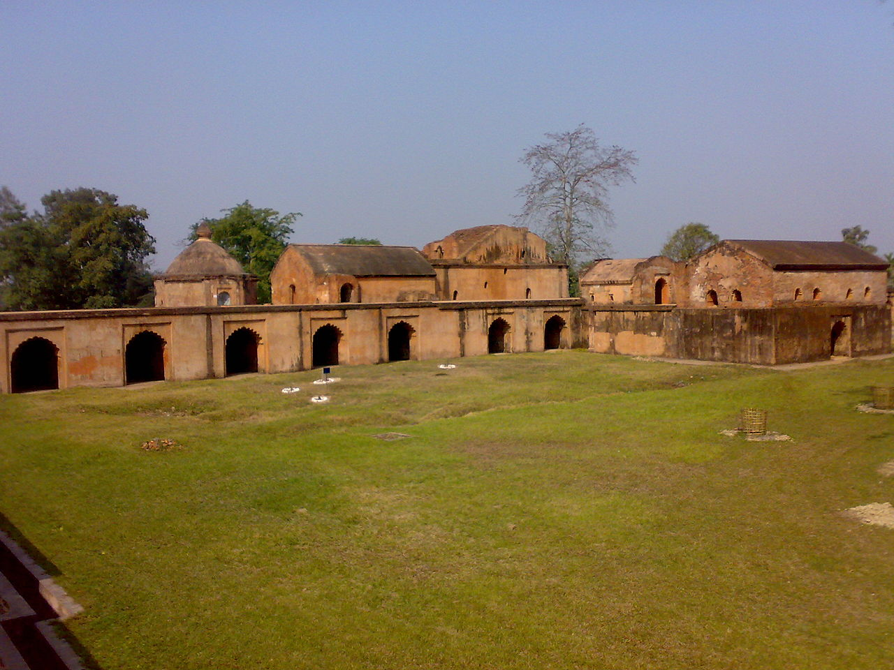 Best Historical Place To Visit In Assam-Talatal Ghar