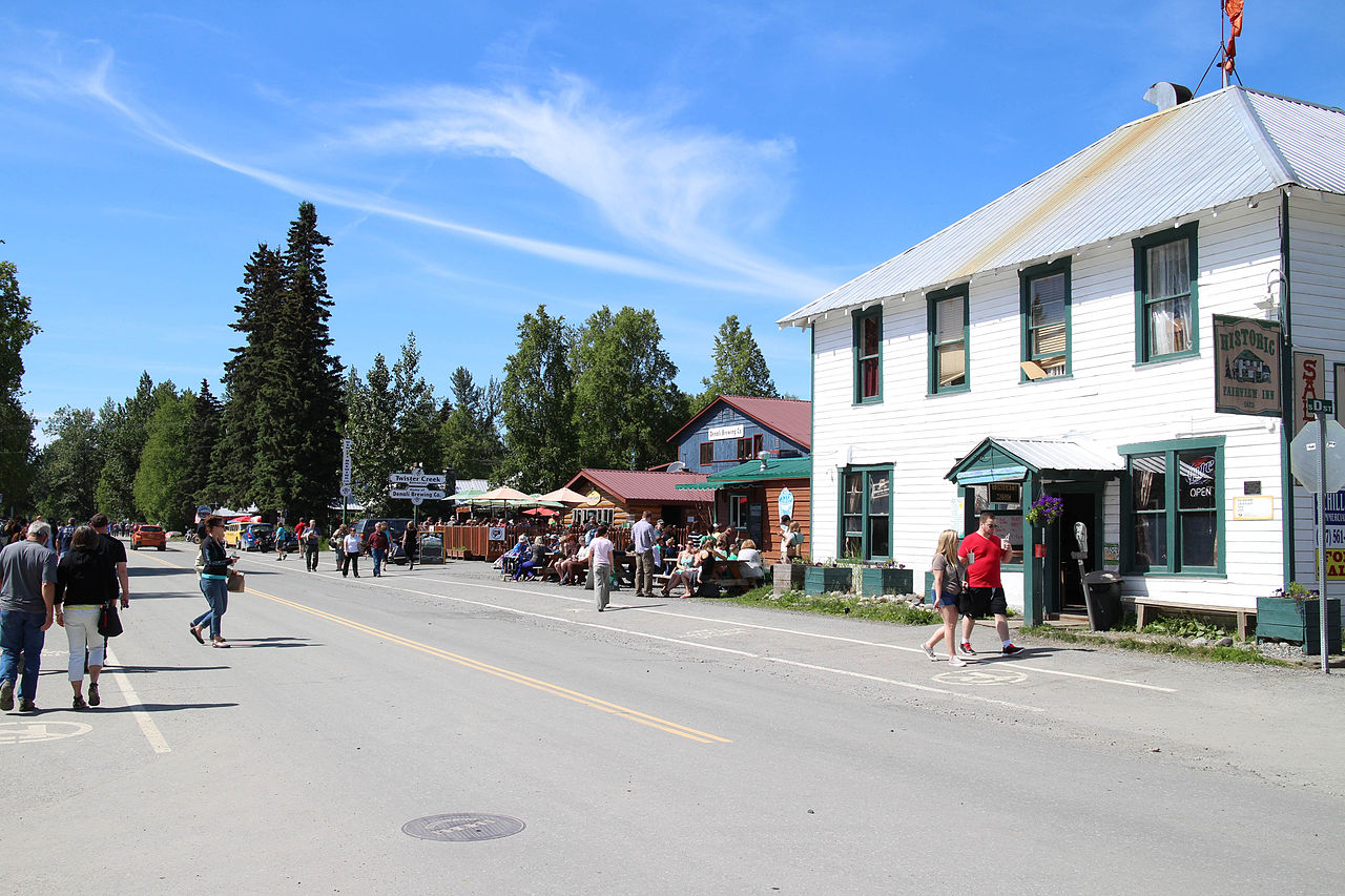 Popular Weekend Getaway Destination From Anchorage, Alaska-Talkeetna