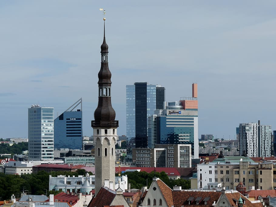 Tallinn In Estonia