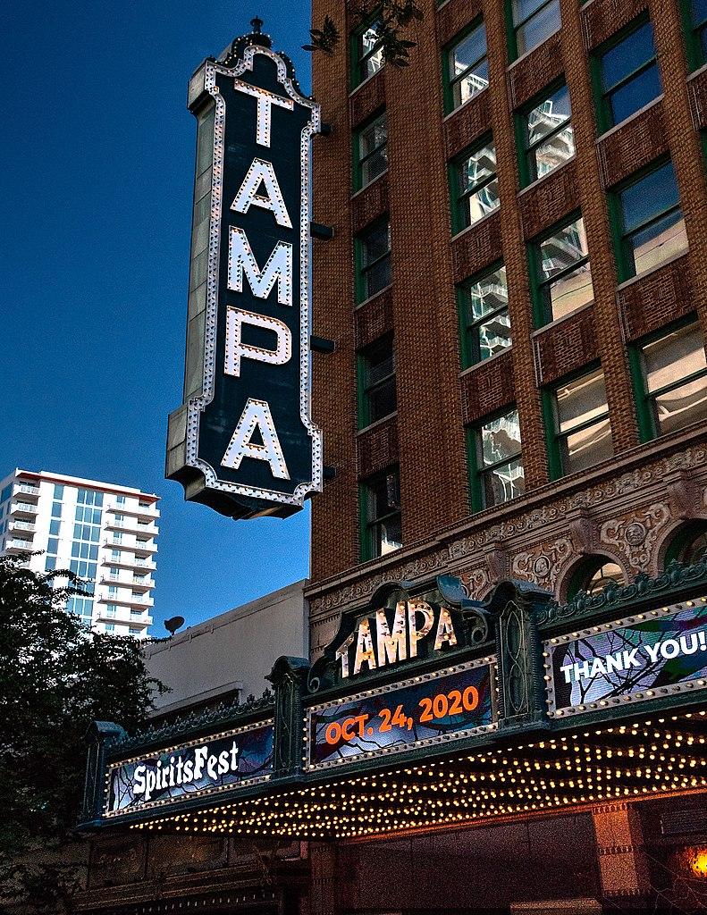 Attraction Destination in Tampa-Tampa Theatre
