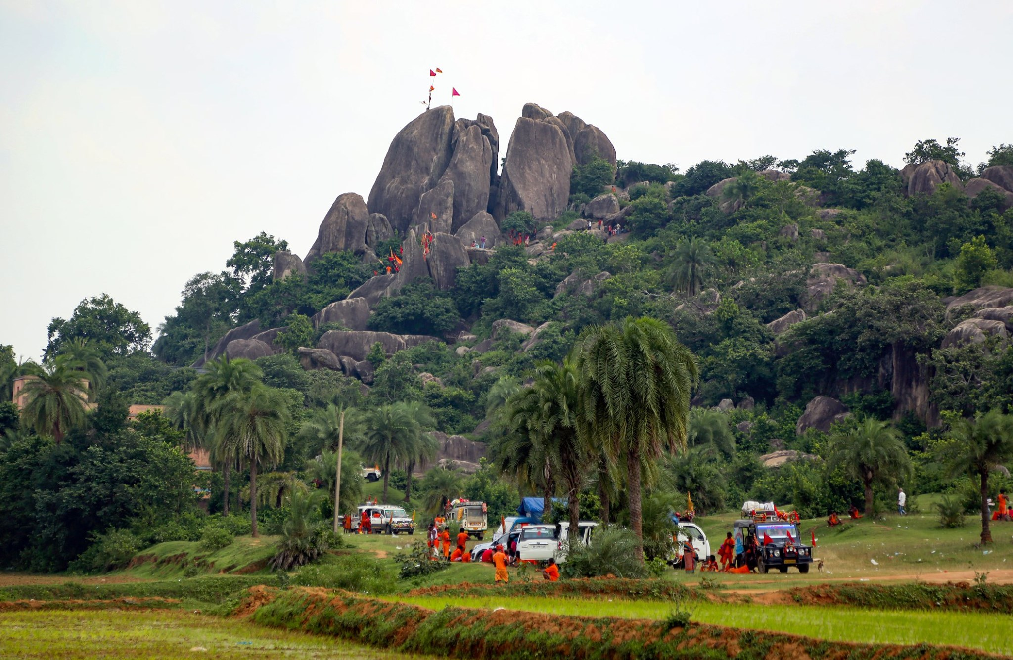 Best Destination in Deoghar, Bihar, Jharkhand-Tapovan Caves and Hills
