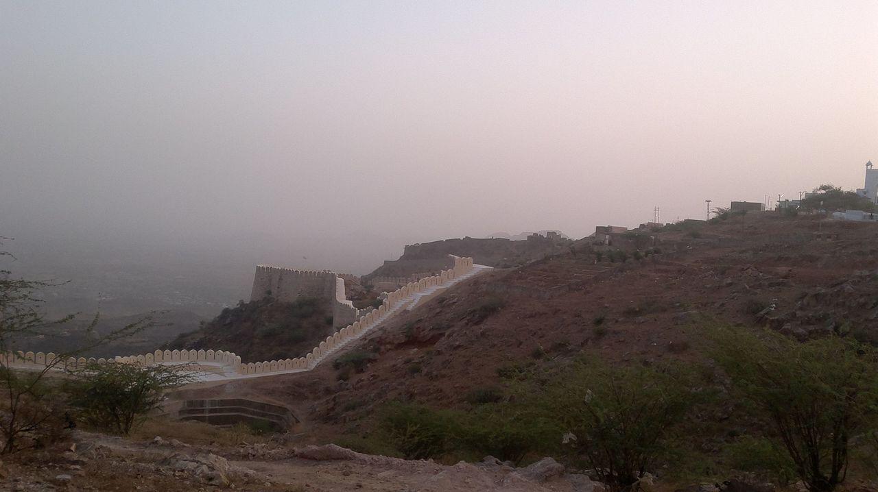 Popular Tourist Place To Visit In Bundi, Rajasthan-Taragarh Fort