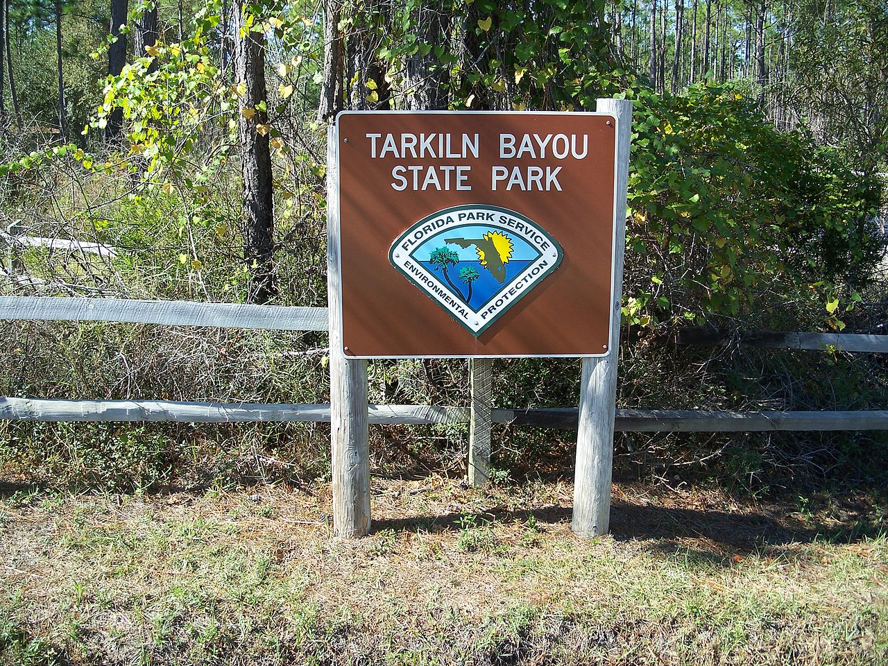 Attractive Destination To See in Pensacola-Tarkiln Bayou Preserve State Park