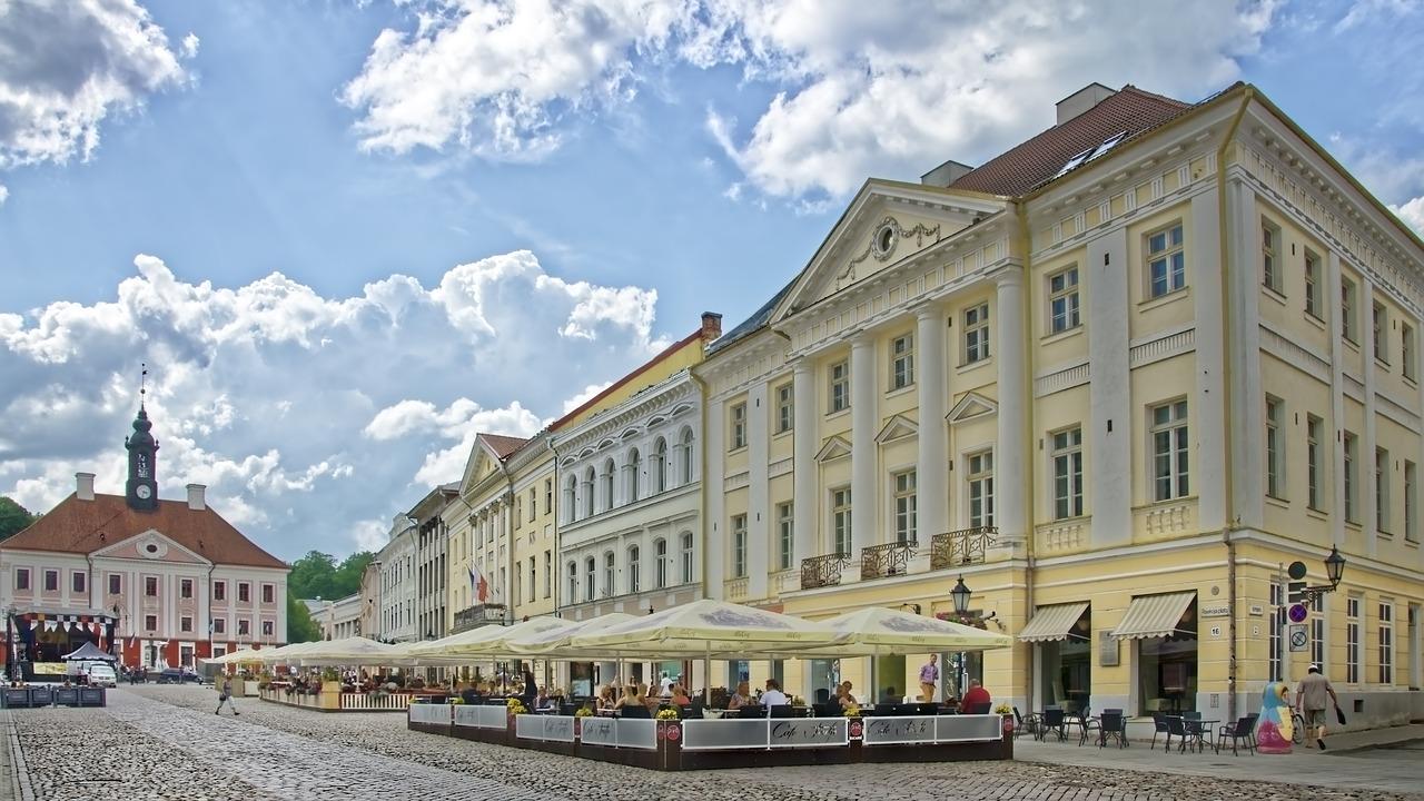 Tartu In Estonia