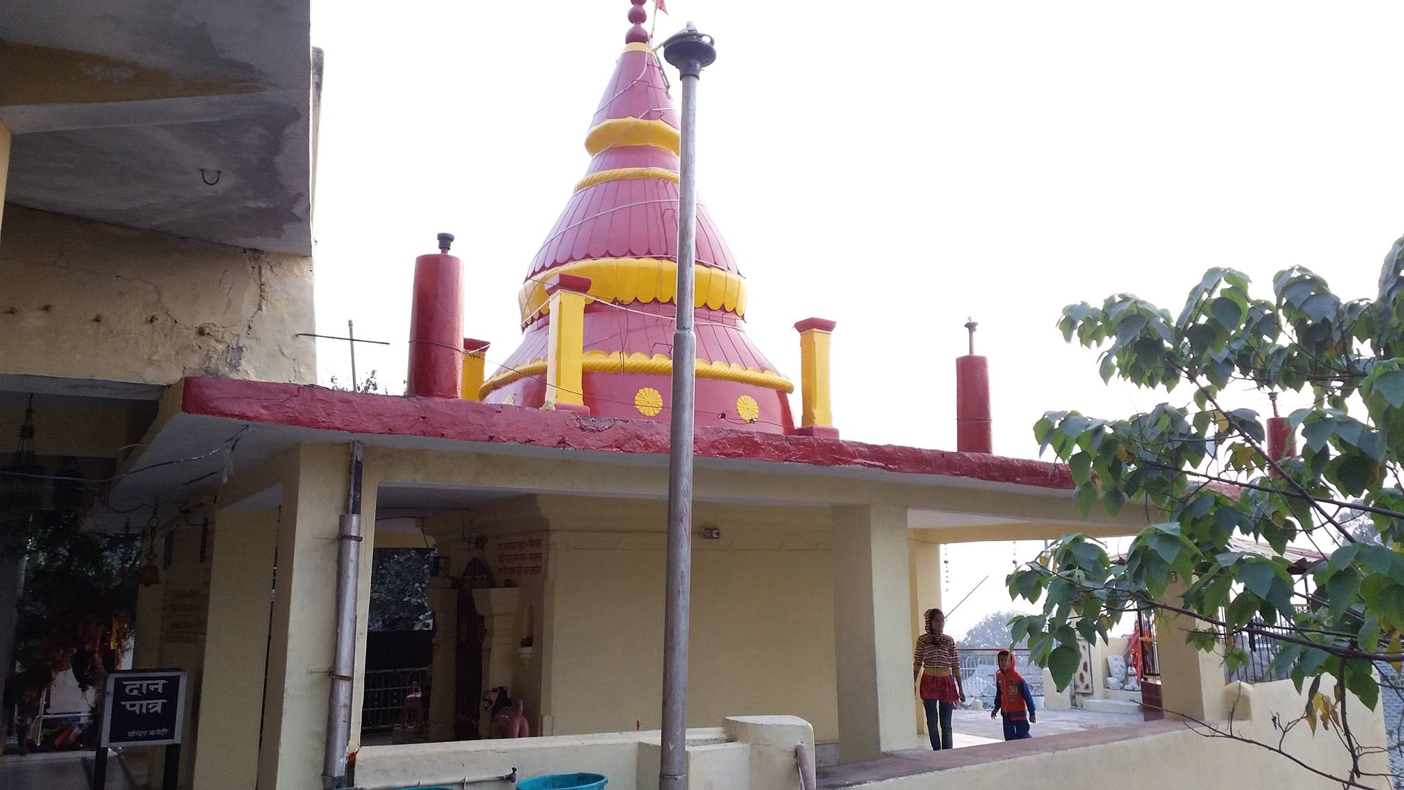 Amazing Place To See In Hamirpur-Tauni Devi Temple