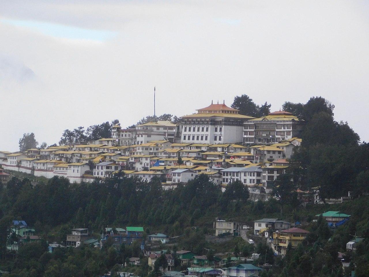 Popular Weekend Getaways from Coochbehar-Tawang Monastery