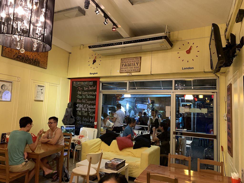 Nice Restaurant In Bangkok-Tealicious