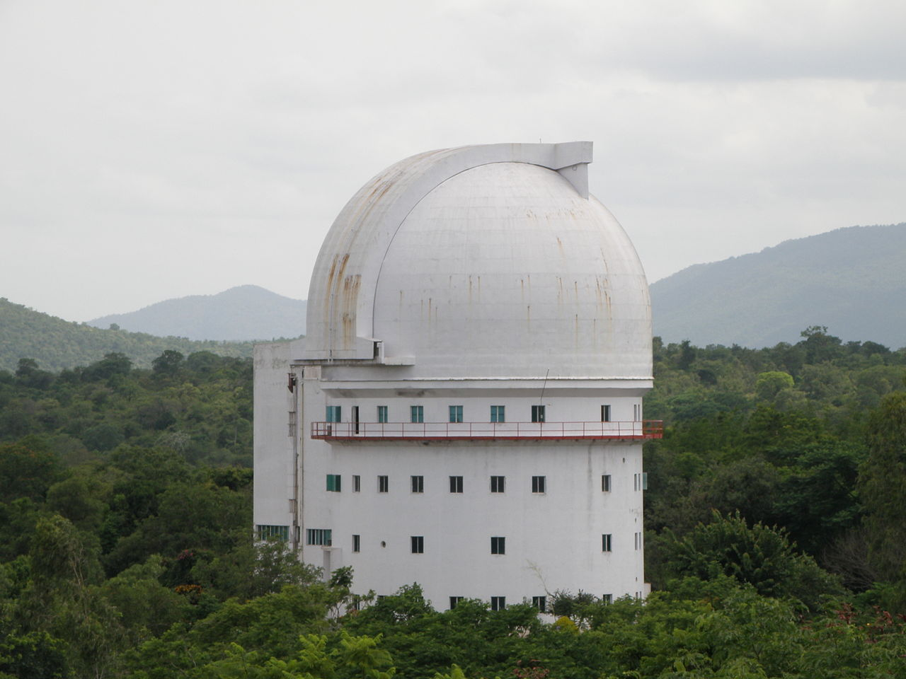 Magnetic Attraction of Yelagiri-Telescope Observatory