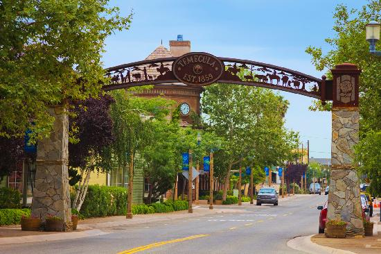 Nice Destination in California for Road Trips-Temecula, Riverside County