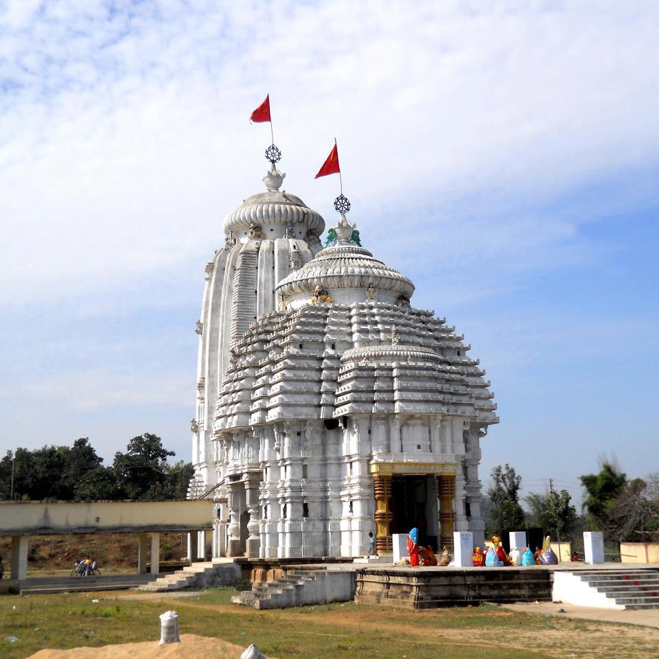 Popular Things to Do At Chirmiri, Chhattisgarh-Jagannath temple