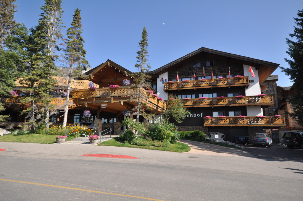 Top Attractions in Wyoming-Dubois: Tenton Village