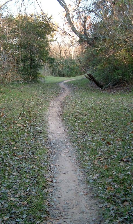 Top-rated Hiking Spot in Houston-Terry Hershey Hike and Bike Trail