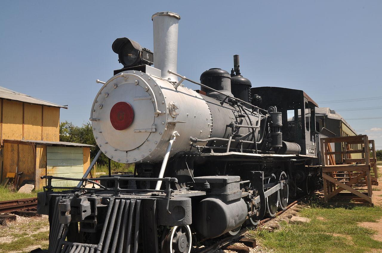 Top Museum in San Antonio-Texas Transportation Museum