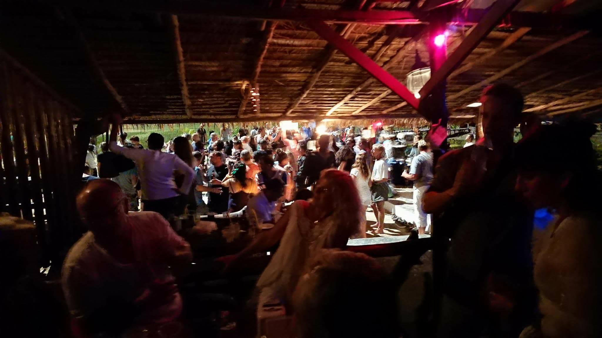 Best Place to Explore Nightlife In Thailand-Thai Bar on the Beach