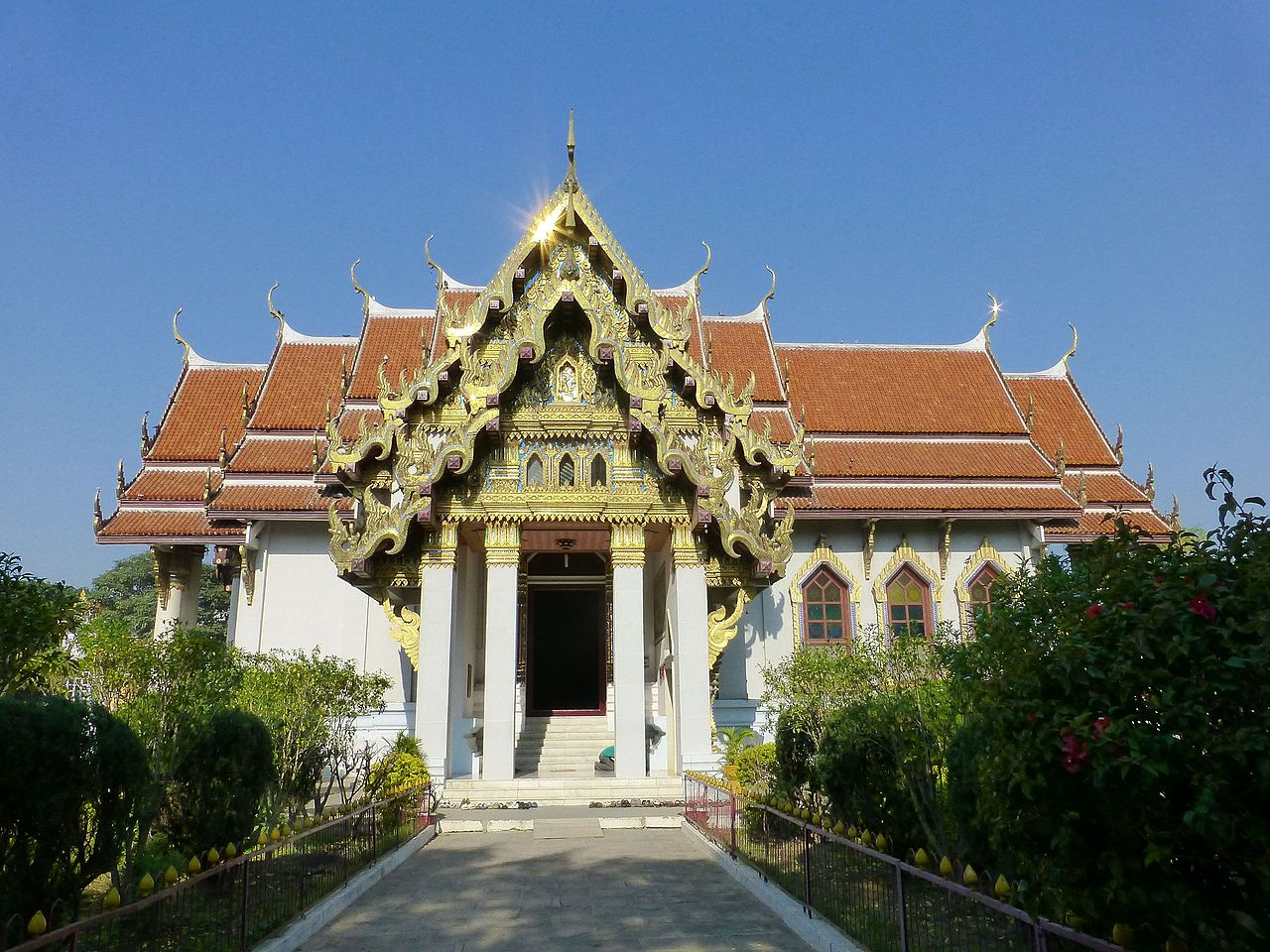 Top Tour Place In Gaya-Thai Temple and Monastery